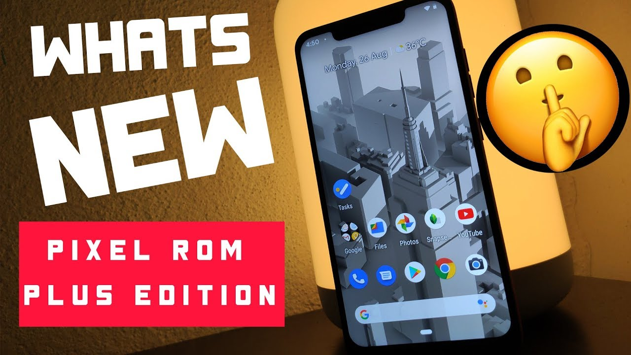 Poco F1 - Pixel Experience ROM Plus Edition | What's New ?