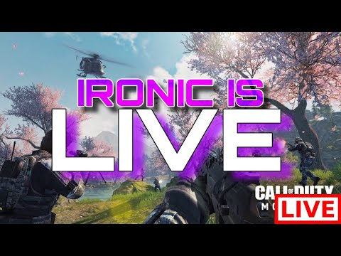 Call Of Duty Mobile Live   After pubg ban   Ironic gaming Live