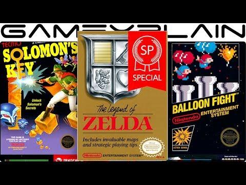The Legend of Zelda SP (NES Online) - Game & Watch (Nintendo Switch)