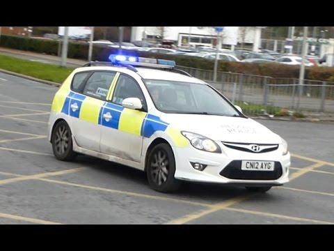 South Wales Police Responding - Hyundai I30 ANPR Response Vehicle