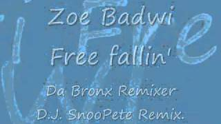 Zoe Badwi; Free Fallin
