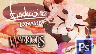 Finchwing Draws: Sacrifice - Warriors speedpaint