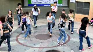 4.10 ETCダンススクール STREET FESTA 麻由先生TEAM 三井麻由 検索動画 8