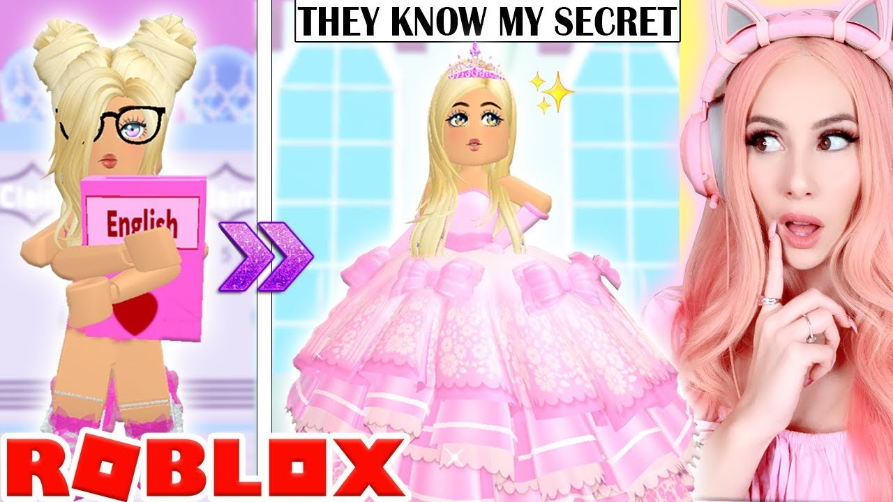 The School Nerd Was Exposed For Being A Princess Undercover A
