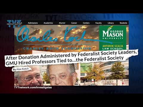 Is Big Donor Money Influencing Faculty Hiring at GMU Law School?