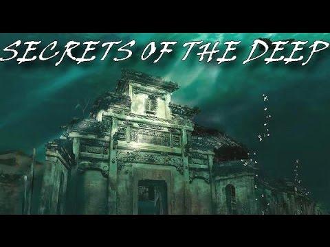 Secrets of the Deep -  Ancient Underwater Cities