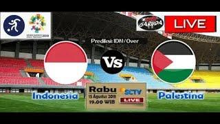 Jadwal Siaran Langsung Timnas U-23 Vs Palestina U-23 ,Asian games 2018