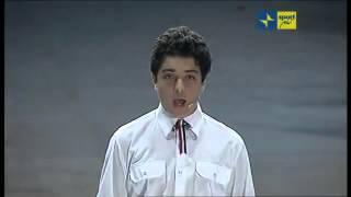 Il Volo - Gianluca Ginoble ** Fratelli D' Italia ** Pescara 2009 Italia
