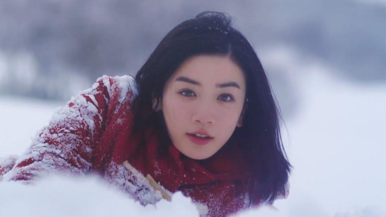 永野芽衣雪景色