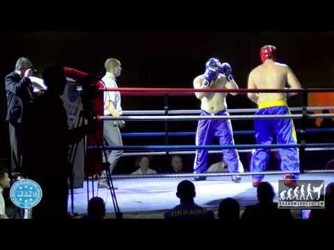 Ivan Tkachenko UKR v Yusuf Acik TUR WAKO World Championships 2015