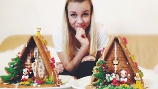 Lebkuchenhaus Challenge Mit Dagibee ! | Lionttv