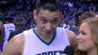Jeremy Lin Highlights - MIA @ CHA Game 4 - 4/25/2016