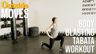 How to Do a Body-Blasting Tabata Workout