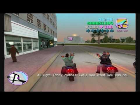 Gta Vice City - Mission 35 - Alloy Wheels Of Steel - (PC)