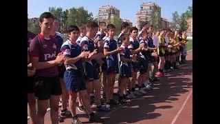 В Йошкар-Оле завершился второй этап всероссийской спартакиады учащихся по регби