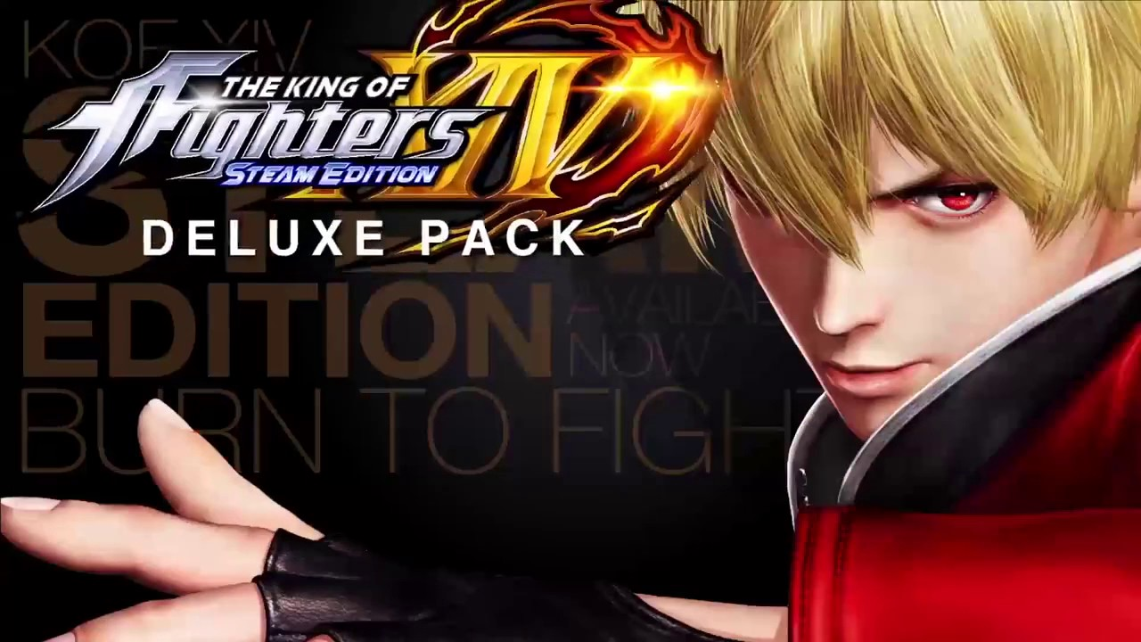 The King Of Fighters Xiv Steam Edition Launch Trailer Eng Youtube