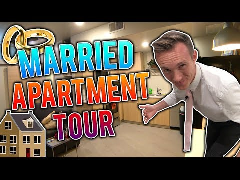 NEWLY-WED Apartment Tour at Cedars Heights (BYU Idaho in Rexburg)