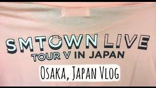 SMTown Live Tour V in Japan Vlog
