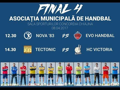 HC Tectonic vs HC Victoria - AMHN Semifinal 2