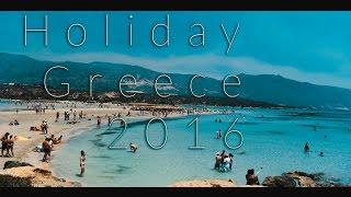 Griechenland Kreta 2016