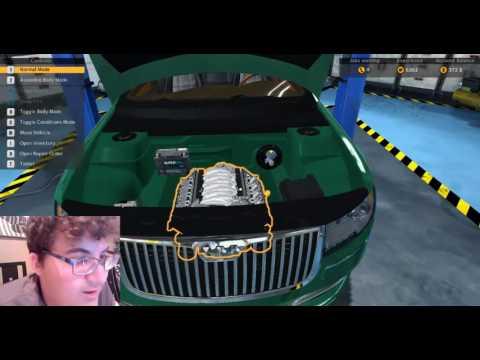 Car Mechanic Simulator 2015 - Ugly Chrysler 2/2 |