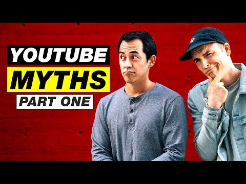 3 Myths About YouTube Success