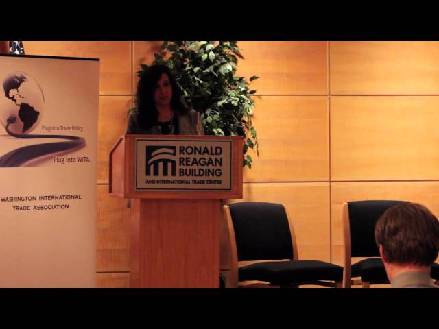WITA TPP Series: TPP in the States-Nancy McLernon of OFII 2/18/16