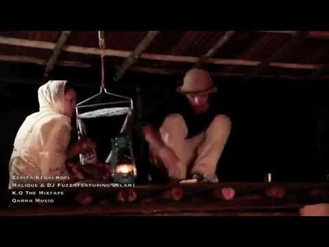 Malique Ft Salammusik   Cerita Kedai Kopi Official Music Video