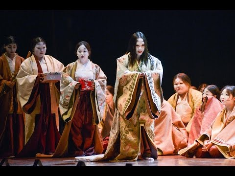 Dan no Ura - World Premiere of Somtow's opera