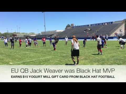 Black Hat Football MJC 7x7 Final - East Union-Manteca vs Lincoln-Stockton