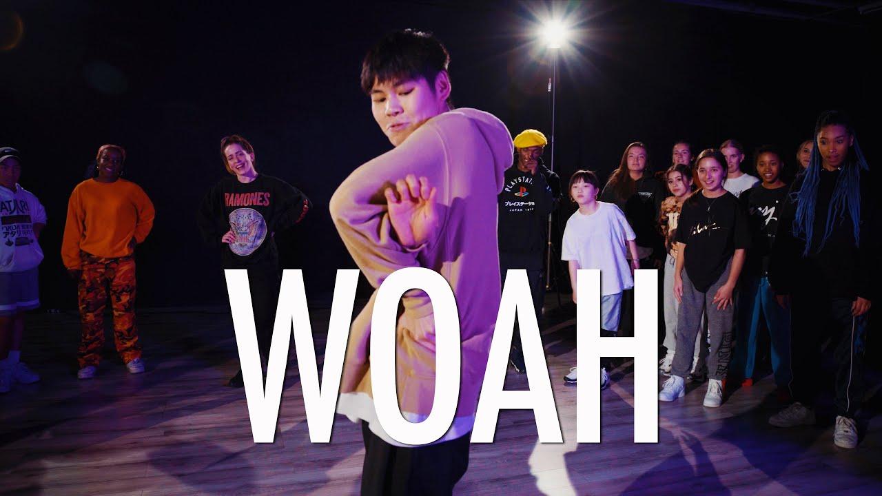 "Lil Baby ""Woah"" - Choreography by Tricia Miranda"