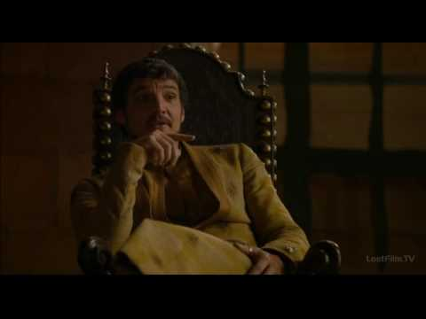 Сериал Игра престолов все серии 3 сезона онлайн