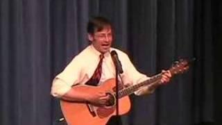 """""""Ted Haggard Is Completely Heterosexual"""" by Roy Zimmerman"""
