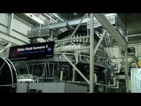 NASA | Spacecraft Chamber of Horrors