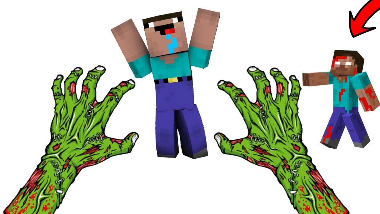 NOOB VS ZOMBİE (Minecraft)