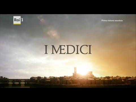 I Medici - musiche di Paolo Buonvino (sigla cantata da Skin) e Laus Veris (scene)