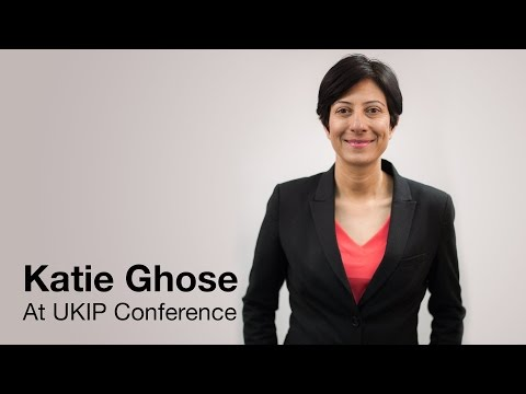 Katie Ghose's Speech to UKIP Conference