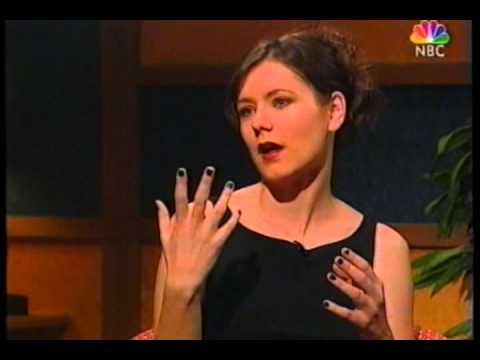 Emma Townshend - Interview NBC UK 1998