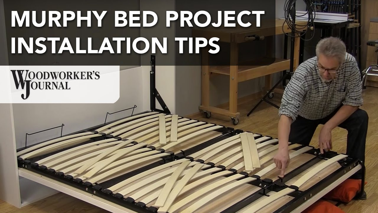 Murphy Bed Installation Tips   YouTube