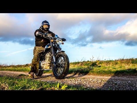 Sinnis Isle of Man Classic TT 2015 Two Wheel Adventure Scrambler and Retrostar on Tour
