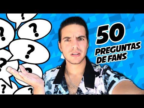 ¿CUÁNTAS NOVIAS HE TENIDO? ? | 50 Preguntas de Fans | Vadhir Derbez