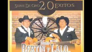 BERTIN Y LALO AUSENCIA ETERNA
