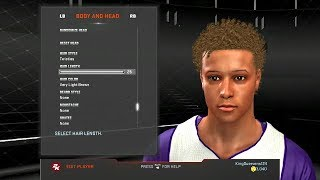 NBA 2K18 XBOX 360/PS3 LAST GEN | HOW TO CREATE LAMELO BALL!!!!