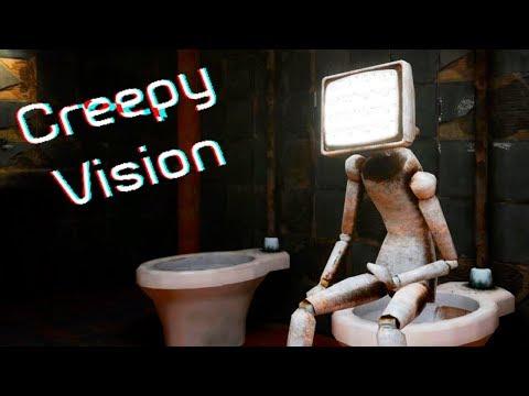 КАК ОТСЮДА СБЕЖАТЬ!? Побег из СТРАШНОЙ ПСИХБОЛЬНИЦЫ в ХОРРОР Игре Creepy Vision