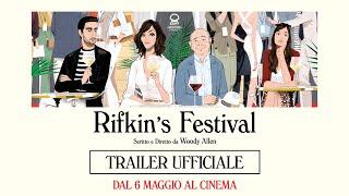 """Rifkin's Festival (2021) - Trailer Ufficiale Italiano 60"""""""