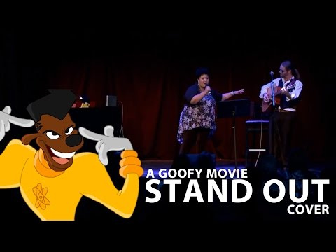 Tevin Campbell - Goofy Movie: Stand Out (Cover) - Melissa Vasquez: I'm An Adult
