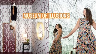 The Museum Of Illusions In Dubai Is Not What It Seems | Rayna Tours