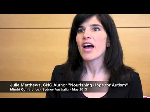 Food Matters for Autism & ADHD: 3 minutes with Julie Matthews