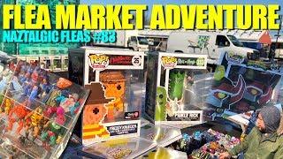 Flea Market Days #83  Toys, Video games, Pops, Marvel legends Power Rangers