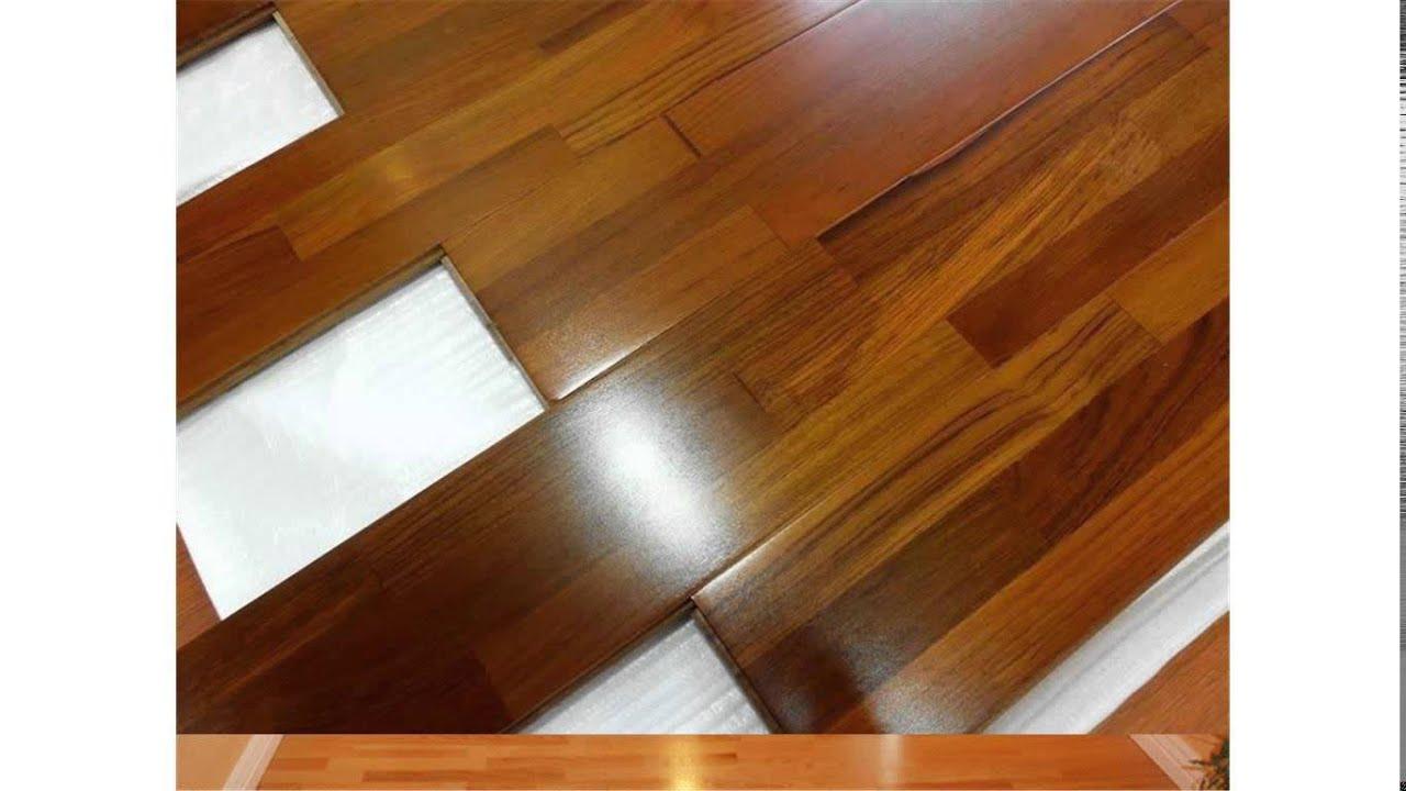 floating wood floors  YouTube